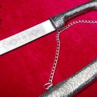 Caucasian sword Shamil (Melchior)