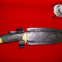 Kizlyar knife Borz-1