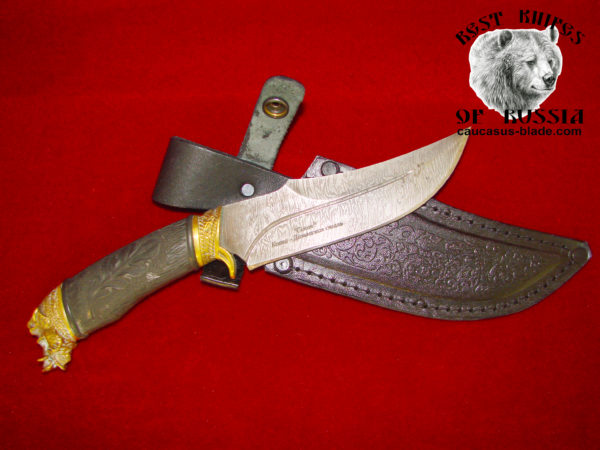Kizlyar knife Boar