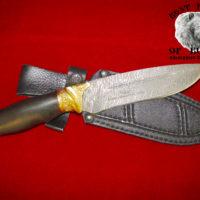 Kizlyar knife Taiga