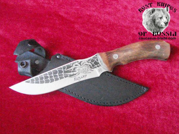 Kizlyar knife Spider