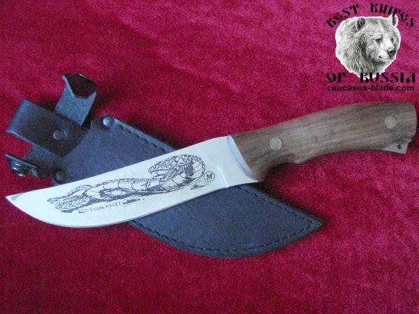 Kizlyar knife Snake