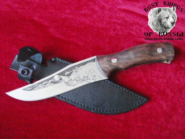 Kizlyar knife Safari