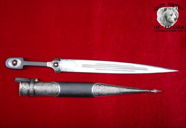 Caucasian dagger IRBIS (Combat)